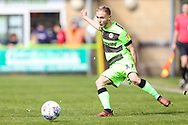 Forest Green Rovers Isaac Pearce(17) during the EFL Sky Bet League 2 match between Forest Green Rovers and Exeter City at the New Lawn, Forest Green, United Kingdom on 4 May 2019.