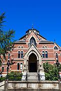 Robinson Hall, , Economics Building, Brown University, Providence, Rhode Island, USA