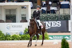 Nielsen Caroline Cecilie, DEN, Davidoff<br /> World Equestrian Games - Tryon 2018<br /> © Hippo Foto - Sharon Vandeput<br /> 19/09/18