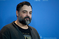Actor Argyris Xafis at the photocall for the film The Miracle Of The Sargasso Sea (To Thávma Tis Thálassas Ton Sargassón) at the 69th Berlinale International Film Festival, on Saturday 9th February 2019, Hotel Grand Hyatt, Berlin, Germany.