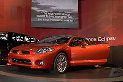 2005 CATA (Chicago Auto Show)<br /> Mitsubishi 2006 Eclipse