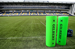 Worcester Warriors training ahead of the Premiership fixture with Bristol Rugby - Mandatory by-line: Robbie Stephenson/JMP - 28/02/2017 - RUGBY - Sixways Stadium - Worcester, England - Worcester Warriors Training - 28/02/17