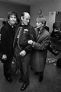 Wilko Johnson with Fred Rowe - Blockheads
