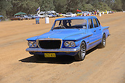 Australian release Chrysler Valiant S Series (1962 - 1963). Caversham Historic Motoring Fair. Caversham, Perth, Western Australia.<br /> Sunday, 15th November 2009