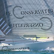 Banque image Class 40 Le Conservateur / Yannick Bestaven