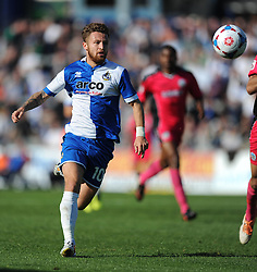 Bristol Rovers' Matt Taylor - Photo mandatory by-line: Alex James/JMP - Mobile: 07966 386802 - 04/10/2014 - SPORT - Football - Bristol - Stoke Gifford Stadium - Bristol Academy Womens v Notts County Ladies - Womens Super League