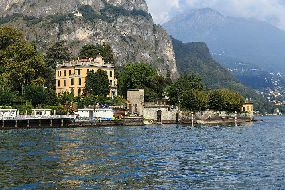 Villa Margherita lies on the Lago di Como, Italy. The grand Villa Margherita dates back to the 1750s. The famous Italian composer Giuseppe Verdi composed opera 'La Traviata' there in 1853.