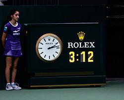 24.10.2012, Sinan Erdem Dome, Istanbul, TUR, WTA, TEB BNP Paribas, im Bild  Maria Sharapova // during WTA, TEB BNP Paribas Championships at the Sinan Erdem Dome, Istanbul, Turkey on 2012/10/24. EXPA Pictures © 2012, PhotoCredit: EXPA/ Seskimphoto/ Sptk/ ****** ATTENTION - for AUT, ESP, ITA, SWE, SLO, NOR, FIN, SRB NED and USA ONLY! *****