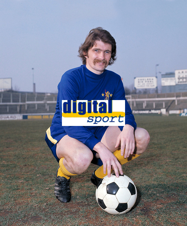 Fotball<br /> England<br /> Foto: Colorsport/Digitalsport<br /> NORWAY ONLY<br /> <br /> Chelsea historikk<br /> Charlie Cooke (Chelsea) FA Cup Final Photocall 1972