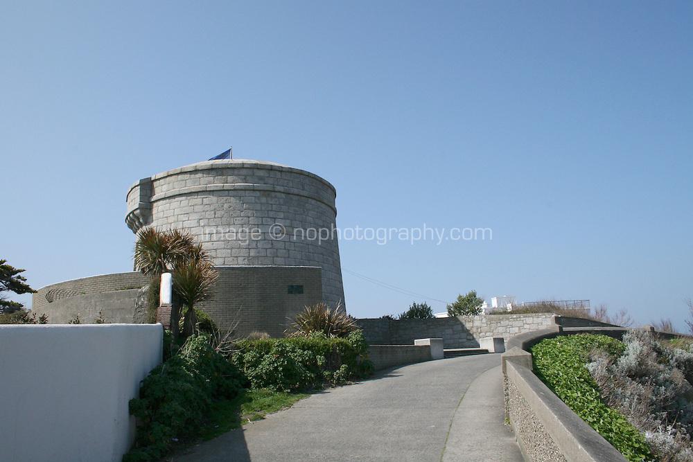 Joyces Tower, Sandycove, County Dublin, Ireland