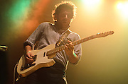 Dawes performing in support of Bright Eyes at the Pageant in St. Louis on June 6, 2011.