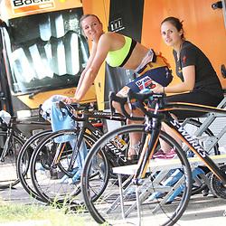 29-08-2017: Wielrennen: Boels Ladies Tour: Wageningen: Chantal Blaak