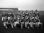 Hurling Senior Tournament at Croke Park, .St Vincents (Dublin) v Glenrovers (Cork), .06.12.1953, 12.06.1953, 6th December 1953,