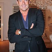 NL/Blaricum/20110915 - Lancering single Gordon & Los Angeles The Voices en CVSTOS watches, Gerard Joling