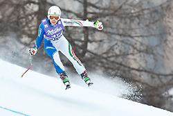 20.01.2011, Tofana, Cortina d Ampezzo, ITA, FIS World Cup Ski Alpin, Lady, Cortina, Abfahrt 2. Training, im Bild Camilla Borsotti (ITA, #47) // Camilla Borsotti (ITA) during FIS Ski Worldcup ladies downhill second training at pista Tofana in Cortina d Ampezzo, Italy on 20/1/2011. EXPA Pictures © 2011, PhotoCredit: EXPA/ J. Groder