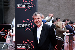 Edinburgh International Film Festival 2019<br /> <br /> Mrs Lowry And Son (World Premiere, closing night gala)<br /> <br /> Pictured: Director Adrian Noble<br /> <br /> Aimee Todd   Edinburgh Elite media