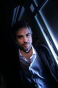 Mexican film director Alfonso Cuaron