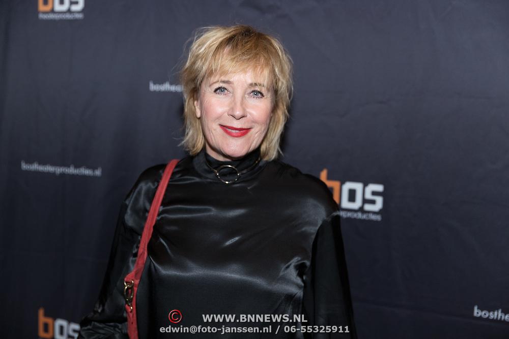 NLD/Amsterdam/20180222 - Premiere Vele Hemels boven de Zevende, Inge Ipenburg