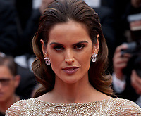 Izabel Goulart at L'amant Double gala screening at the 70th Cannes Film Festival Friday 26th May 2017, Cannes, France. Photo credit: Doreen Kennedy