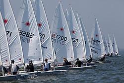 Laser, Day three, May 24th 2012. Delta Lloyd Regatta  (22/26 May 2012). Medemblik - the Netherlands.