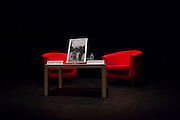 """Anne Sinclair presents her book """"21 rue de la Boetie"""" at the French Institute in  Madrid"""