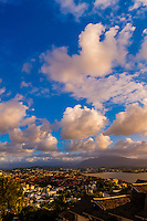Overview from One Taro Hill, Noumea, Grand Terre, New Caledonia