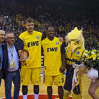 20191117 EasyCredirt BBL EWE Baskets Oldenburg vs Telecom Baskets BOnn