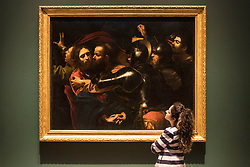 The Scottish National Gallery in Edinburgh will host an exhibition of the bad boy of seventeenth-century Italian art Michelangelo Merisi da Caravaggio. The exhibition which runs from 17 June - 24 September 2017 at The Mound features four works by the 'Od Master' that are being in Scotland for the first time.<br /> <br /> The exhibition explores the impact of his work across Europe, both during his lifetime and in the decades following his premature death.<br /> <br /> Pictured: