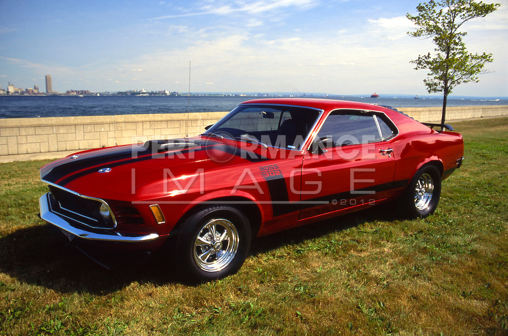 1970 Ford Boss Mustang