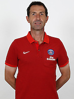 Julen Masach of PSG during PSG photo call for the 2016-2017 Ligue 1 season on September, 7 2016 in Paris, France<br /> Photo : C.Gavelle/ PSG / Icon Sport