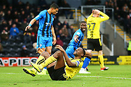 Burton Albion forward Lucas Akins (10) reacts as a chance is missed during the EFL Sky Bet League 1 match between Burton Albion and Gillingham at the Pirelli Stadium, Burton upon Trent, England on 12 January 2019.