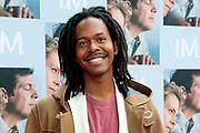 UTRECHT, 27-09-2020 , Kinepolis Bioscoop Jaarbeurs<br /> <br /> Première I.M.Vliegende Hollanders op het Nederlands Film Festival 2020 bij Kinepolis Bioscoop Jaarbeurs, Utrecht.<br /> <br /> Op de foto:    Jeangu Macrooy