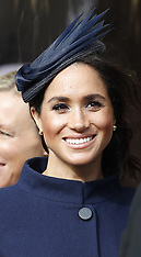 Elegant Duchess of Sussex - 15 Oct 2018