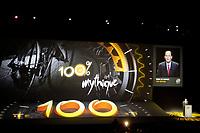 CYCLING - PRESENTATION TOUR DE FRANCE 2013 - PARIS (FRA) - 24/10/2011 - PHOTO JULIEN BIEHLER / DPPI - ILLUSTRATION - Jean Etienne AMAURY - Centenaire - The 100th edition