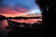 Early fall morning on Montana's Missouri River