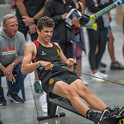 MALE U15 500mtr Race #23  02:45pm<br /> <br /> www.rowingcelebration.com Competing on Concept 2 ergometers at the 2018 NZ Indoor Rowing Championships. Avanti Drome, Cambridge,  Saturday 24 November 2018 © Copyright photo Steve McArthur / @RowingCelebration