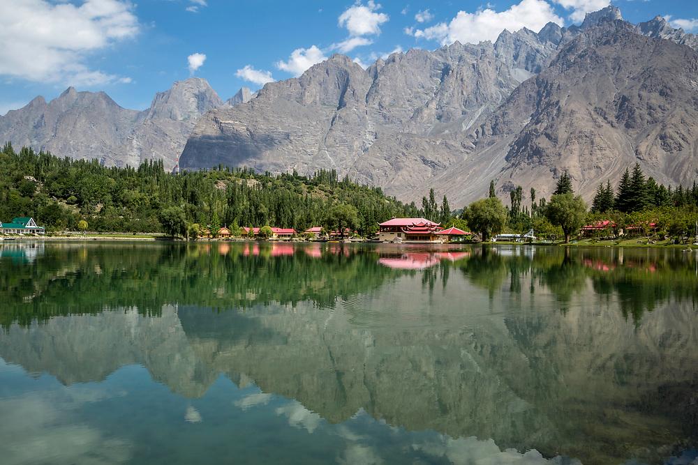 Shangri La Hotel and Resort, Kachura Lake, Skardu, Pakistan