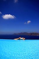 Perivolas Greece, Best In the world, Conde Nast Traveler, Cover, Model, Greece, Photo Dan Kullberg, Cover Conde Nast Traveler, Santorini