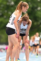 adidas Grand Prix professional track & field meet: high school girls Dream Mile, Phelan, Jenks
