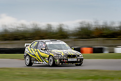 Paul Travers pictured while competing in the BMW Car Club Racing Championship. Picture taken at Snetterton on October 18, 2020 by 750 Motor Club photographer Jonathan Elsey