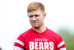 Nic Stirzaker looks on as Bristol Bears train and prepare for the 2018/19 Gallagher Premiership Rugby Season - Mandatory by-line: Robbie Stephenson/JMP - 16/07/2018 - RUGBY - Clifton Rugby Club - Bristol, England - Bristol Bears Training