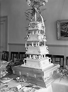 9/7/1952<br /> 7/9/1952<br /> 9 July 1952<br /> <br /> Wedding of Mr. Terrence Goddard and Miss May Lowlor at St Michons and the Shelbourne Hotel