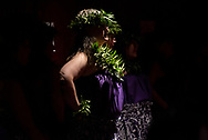 14th Annual Ho'ike at PCC Sylvania Performing Arts Center on Feb. 1, 2020. Polynesian dancing and live music from Hula Halau 'Ohana Holo'oko'a, located in Beaverton Oregon. Sponsored by the KIAKO Foundation, a non-profit organization.(photo by Casey Campbell Photography)
