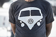 Image of a guy wearing a Volkswagen t-shirt at Bonneville Speedway, Utah, American Southwest by Randy Wells