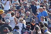 John Force wins his 150th NHRA race in Funny Car.