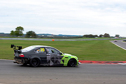 Wayne Lewis pictured while competing in the BMW Car Club Racing Championship. Picture taken at Snetterton on October 18, 2020 by 750 Motor Club photographer Jonathan Elsey