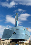 Canadian Museum for Human Rights (CMHR) <br /> Winnipeg<br /> Manitoba<br /> Canada