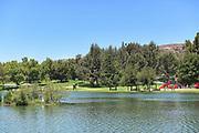 The Lake at Carbon Canyon Regional Park