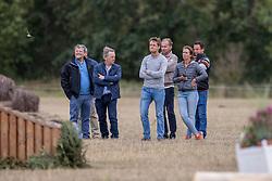 Timm Finja, GER D'Eer patrick, De Brabander Jors, Adriaensen Geert, Rigouts Marc, Nolet Kim, Archie Janus<br /> CCI3* Arville 2020<br /> © Hippo Foto - Dirk Caremans<br /> 23/08/2020