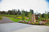The Allison Inn in Newberg, Oregon, in the heart of Oregon Wine Country.